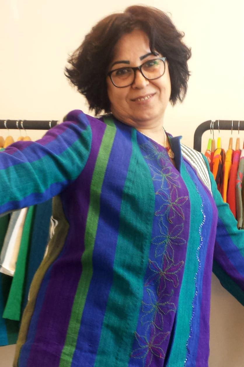 Inshirah About A Jacket