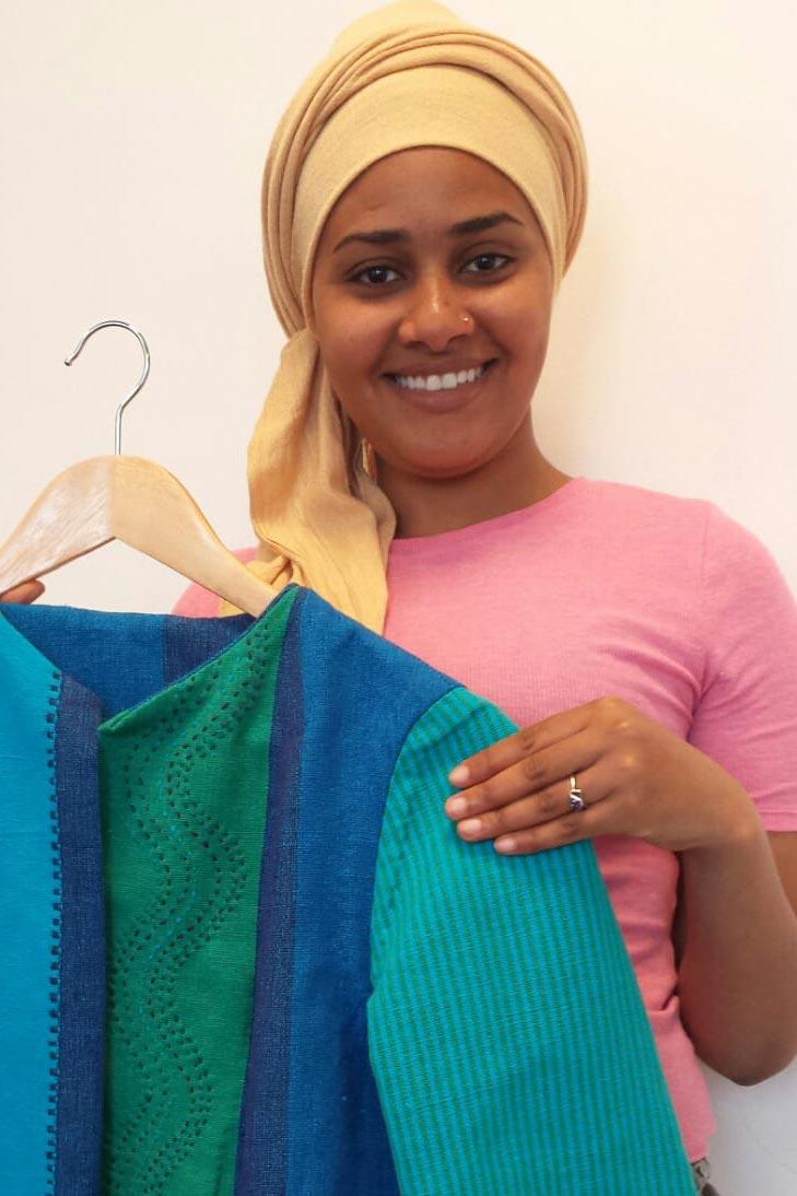 Rahma About A jacket